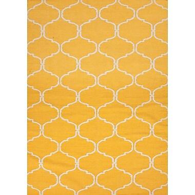 Jaipur Delphine Rectangle Area Rug Wool, 5' x 8'