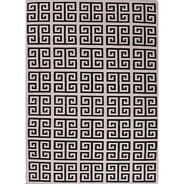 Jaipur Geometric Area Rug Wool 8' x 10'