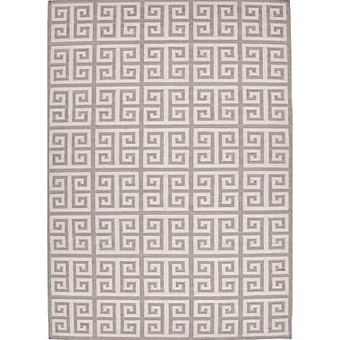 Jaipur Urban Geometric Area Rug Wool 5' x 8'
