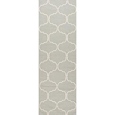 Jaipur Floor Rug Wool, 2.6'x8'