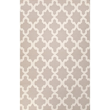 Jaipur Rectangle Area Rug Wool , 2' x 3'