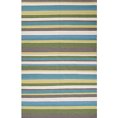 Jaipur Kahlib Rectangle Area Rug 100% Wool, 5' x 8'