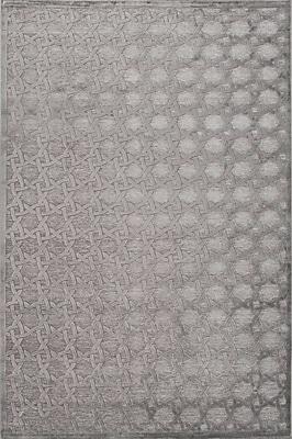 Jaipur Machine Made Area Rug Art Silk & Chenille, 5' x 7.6'
