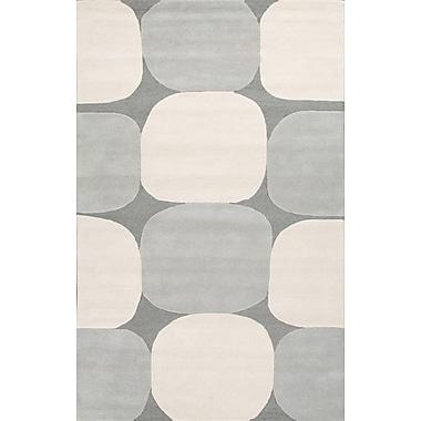 Jaipur Zenia Rug Wool, 5' x 8'