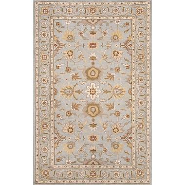 Jaipur Hand-Tufted Durable Area Rug Wool 5' x 8'