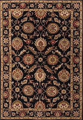 Jaipur Oriental Rug Wool, 5' x 8'