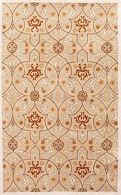 Jaipur Poeme European Rug Wool, 5' x 8'