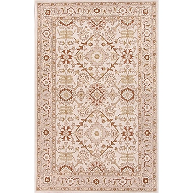 Jaipur Empire Rectangle Area Rug Wool, 2' x 3'