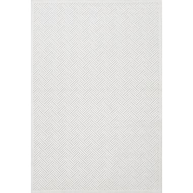 Jaipur Fables Geometric Area Rug Art Silk & Chenille, 9' x 12'