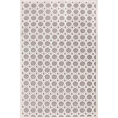 Jaipur Trella Area Rug Art Silk & Chenille, 2' x 3'