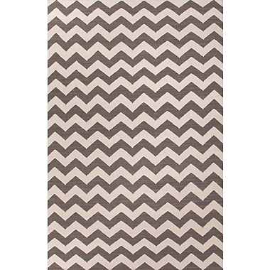 Jaipur Flat-Weave Area Rug Wool, 8' x 10'