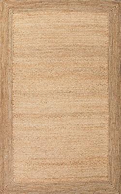 Jaipur Naturals Textured Area Rug Jute 10' x 8'