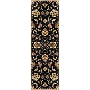 Jaipur Hand Tufted Area Rug Wool, 2.6' x 10'