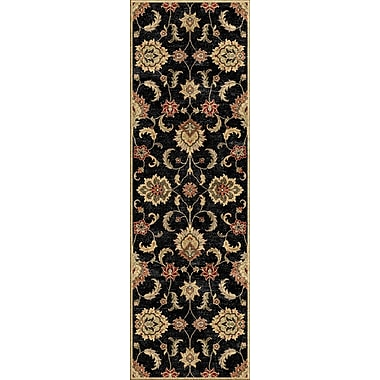 Jaipur Hand-Tufted Durable Area Rug 100% Wool, 2.6' x 8'