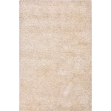 Jaipur Area Rug Polyester & Wool, 2' x 3'