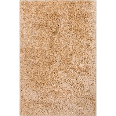 Jaipur Solid Pattern Area Rug Polyester 2' x 3',