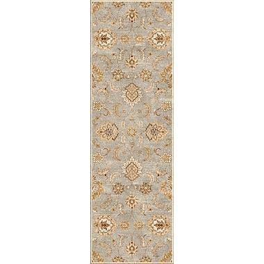 Jaipur Mythos Abers Rectangle Area Rug Wool, 4' x 16'