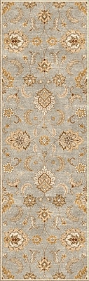 Jaipur Mythos Abers Rectangle Area Rug Wool, 4' x 16'