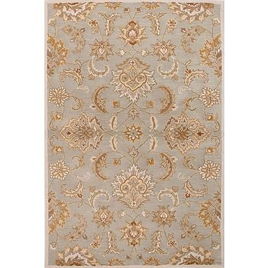 Jaipur Mythos Abers Rectangle Area Rug Wool, 4' x 6'
