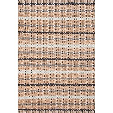 Jaipur Area Rug Cotton & Jute, 2.6' x 4'