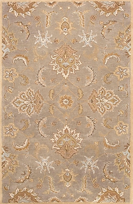 Jaipur Hand-Tufted Abers Area Rug Wool, 4' x 2.6'