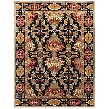 Jaipur Poeme Oriental Rug Wool, 3.6' x 5.6'