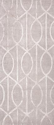 Jaipur Hand-Tufted Area Rugs Wool & Art Silk, 10' x 2.6'