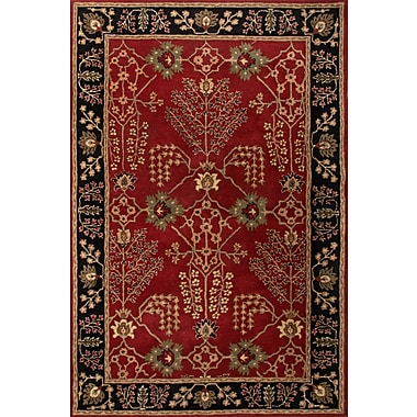 Jaipur Poeme Area Rugs Wool, Chambery, 8' x 10'