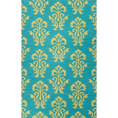 Jaipur Urban Bungalow Tribal Area Rug Wool, 5' x 8'