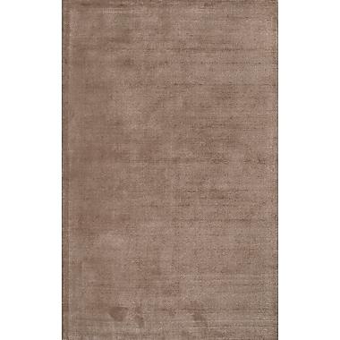 Jaipur Solid Rug Wool & Art Silk, 9' x 13'