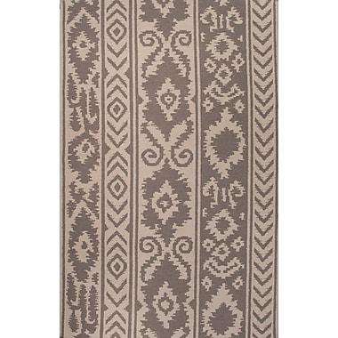 Jaipur Flat-Weave Area Rugs Wool, 3.6' x 5.6'