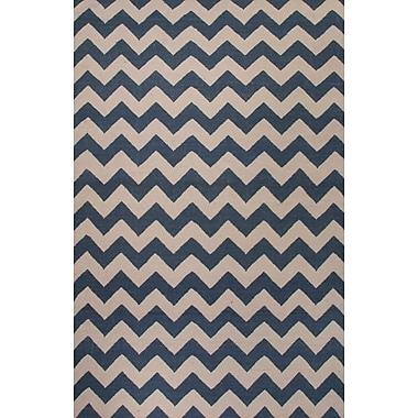 Jaipur Maroc Dhurrie Rug Wool, 9' x 12'