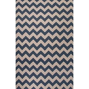 Jaipur Maroc Geometric Area Rug Wool 8' x 10'