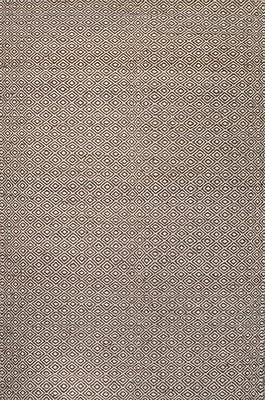 Jaipur Rectangle Area Rug 10' x 8', White & Medium Gray
