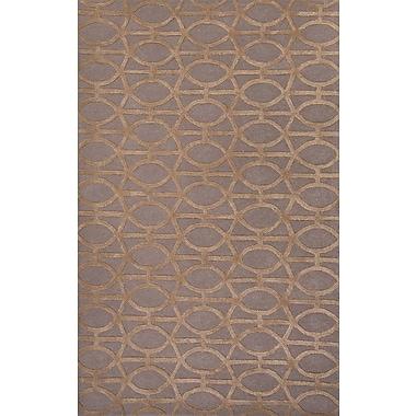 Jaipur Springfield Area Rug Wool, 3.6' x 5.6'