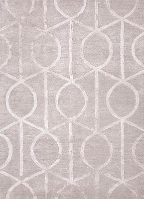 Jaipur City Area Rug Wool & art silk 6' x 6'