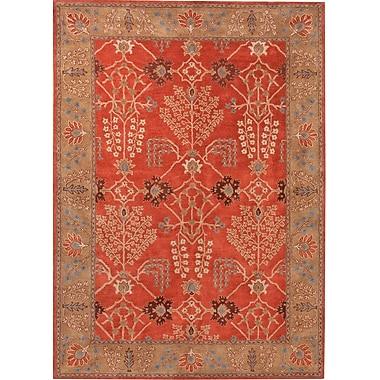 Jaipur Chambery Area Rug Wool, 6x6