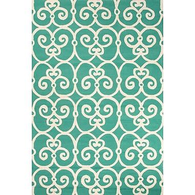 Jaipur Indoor-Outdoor Geometric Pattern Area Rug Polypropylene 3.6' x 5.6'