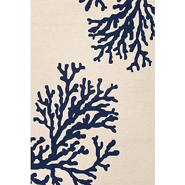 Jaipur Grant Bough Area Rug 100% Polypropylene, 5' x 7.6'
