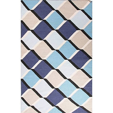 Jaipur Geometric Area Rugs Wool, 8' x 11'