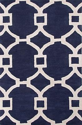 Jaipur City Area Rug Wool & Art Silk, 3' x 2'
