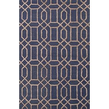 Jaipur City Rug Wool & Art Silk, 2' x 3'