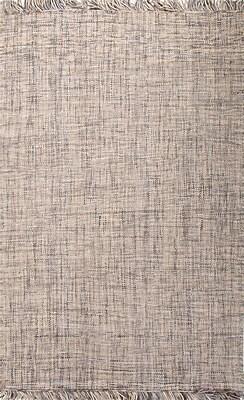 Jaipur Tweedy Area Rug Wool 8' x 5', Ashwood & Medium Gray