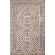 Jaipur Flat-Weave Tribal Area Rug Wool 5' x 8',