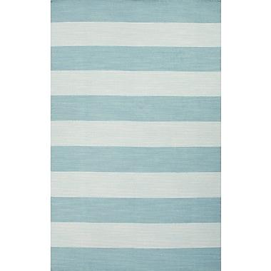 Jaipur Pura Vida Stripe Pattern Area Rug Wool, 5' x 8'