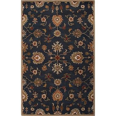 Jaipur Oriental Area Rug Wool, 5' x 8'