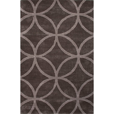 Jaipur Austin Area Rug Wool & Art Silk, 5' x 8'