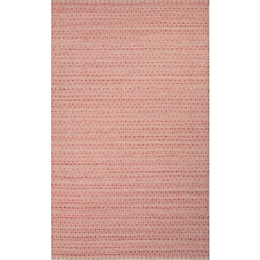 Jaipur Moroccan Pattern Rectangle Area Rug Wool & Art Silk, 2' x 3'