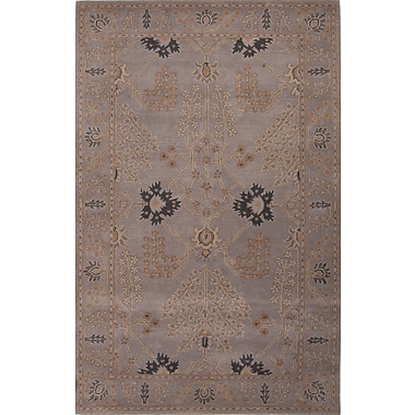 Jaipur Craft Pattern Area Rug Wool, 8' x 10'