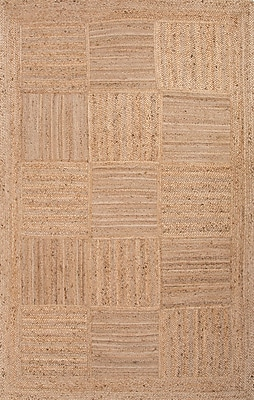 Jaipur Aaron Rectangle Area Rug Jute, 10' x 8'